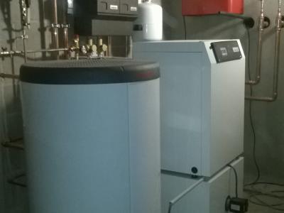 geothermische warmtepomp